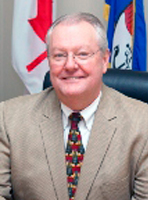 Mayor Jeff Cantwell, Town of Wolfville